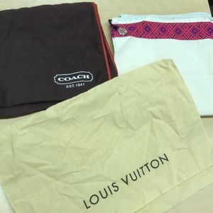 Luxury Duster Bag Collection